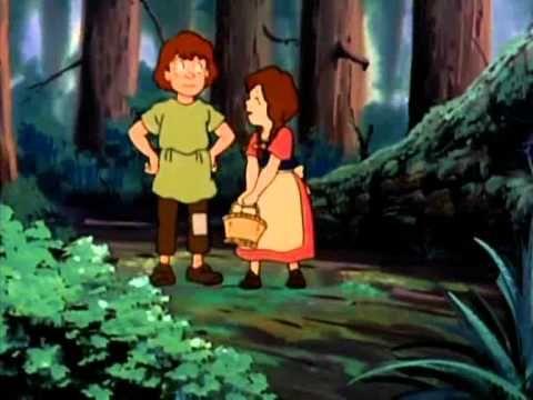 Raconte Moi une Histoire. Ep.02. Hans et Gretel - Partie I
