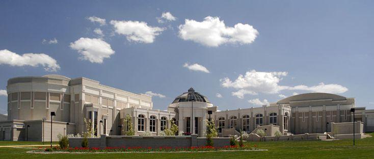 Stephens Performing Arts Center at Idaho State University, Pocatello, Idaho
