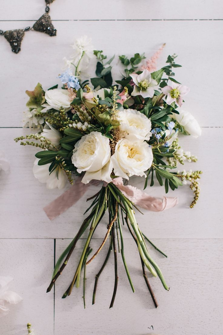 Flat Lay / The Botanist / Flowers by Fleuriste / Styling by The LANE/ Wedding Style Inspiration / LANE (instagram: the_lane)