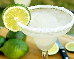 Virgin margarita