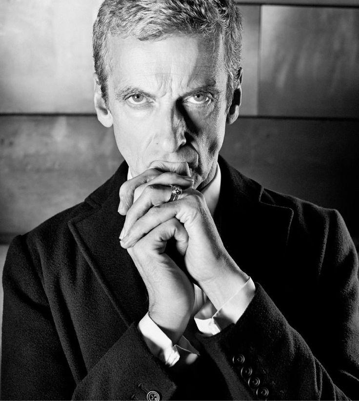 Peter Capaldi. The Twelfth Doctor