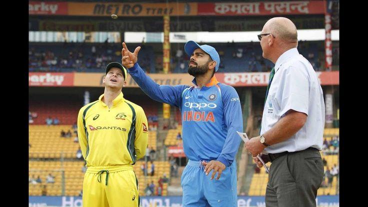 India VS Australia | 4th ODI Matsh Highlights | (EA Sports) 2017