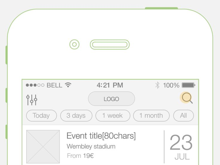 Mobile UX Design: User-Friendly Search