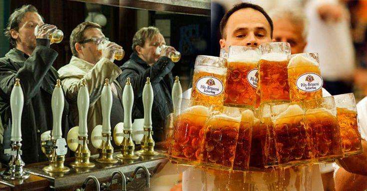 Lista de 10 razones científicas de por qué es bueno beber cerveza. Estudios demuestran que, entre muchos otros beneficios, te ayuda a prolongar tu vida.