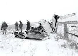 Afbeeldingsresultaat voor buddy holly plane crash