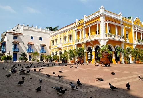 Lo bonito de Cartagena - Colombia