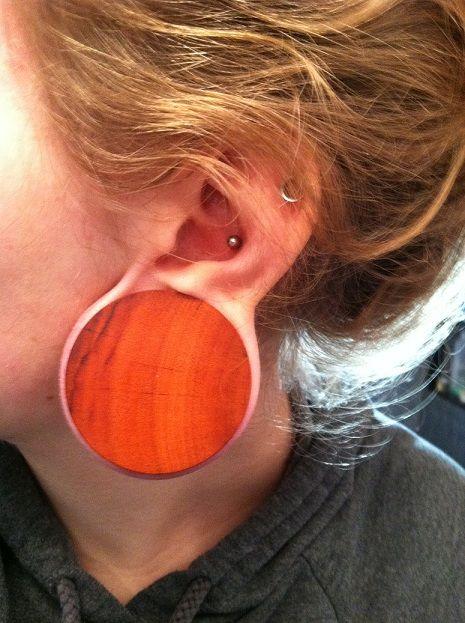14 Pessoas com alargadores de orelha