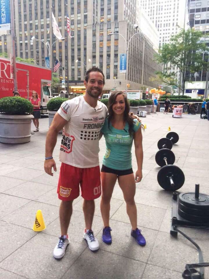 The King and Queen of The CrossFit Games 2014