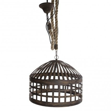 Hanglampen - Bash ceiling lamp beehive PTMD