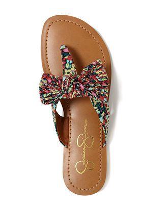 Jessica Simpson Shoes, Jumba Flat Sandals