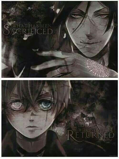 Ciel & Sebastian