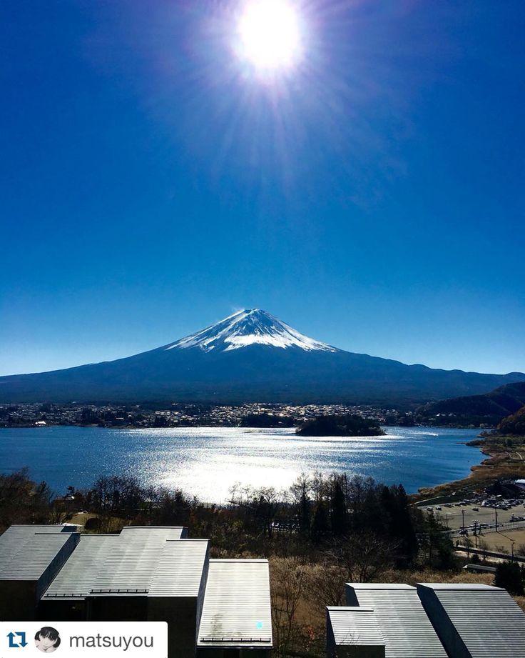 富士山青空