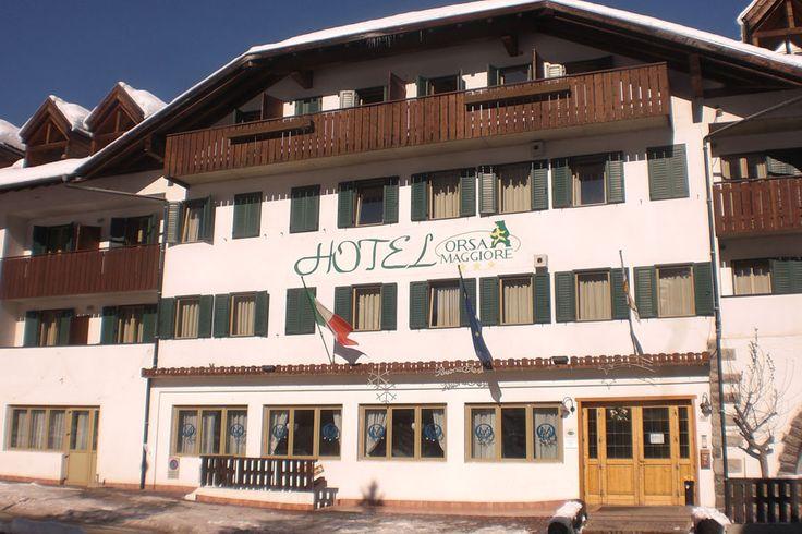 Atuttaneve.it Hotel HOTEL ORSA MAGGIORE  Dolomiti ski area Trevalli