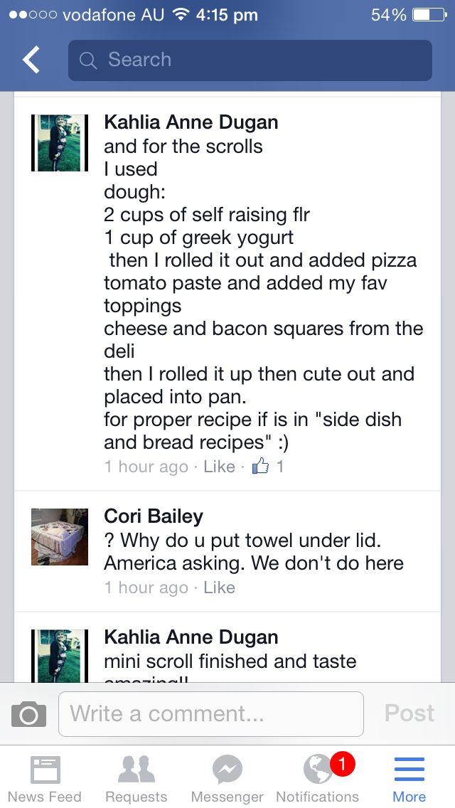 Cheese & Bacon Scrolls