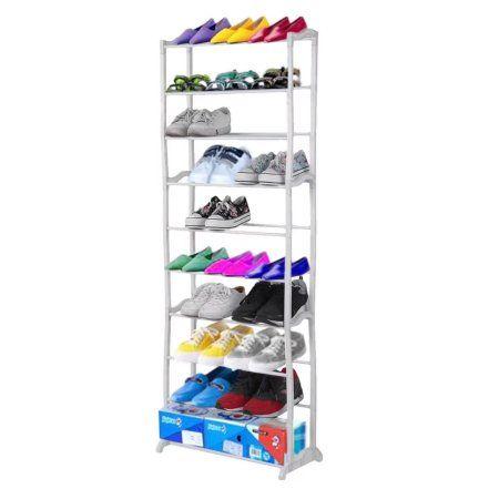 Home Shoe Rack Tower Shoe Rack Space Saving Shelves