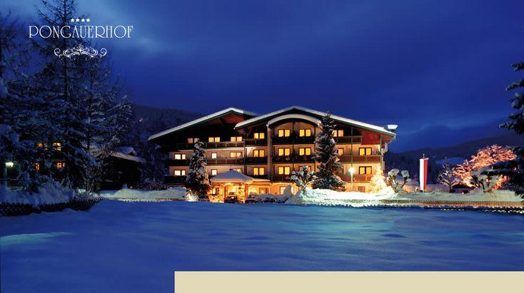 Vacation in Flachau Hotel Pongauerhof in Ski amade the middle, Austria
