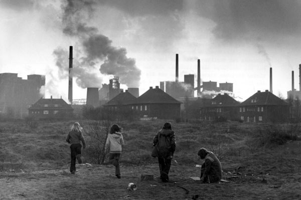 Das typische Klischee - das Ruhrgebiet in den 50ern