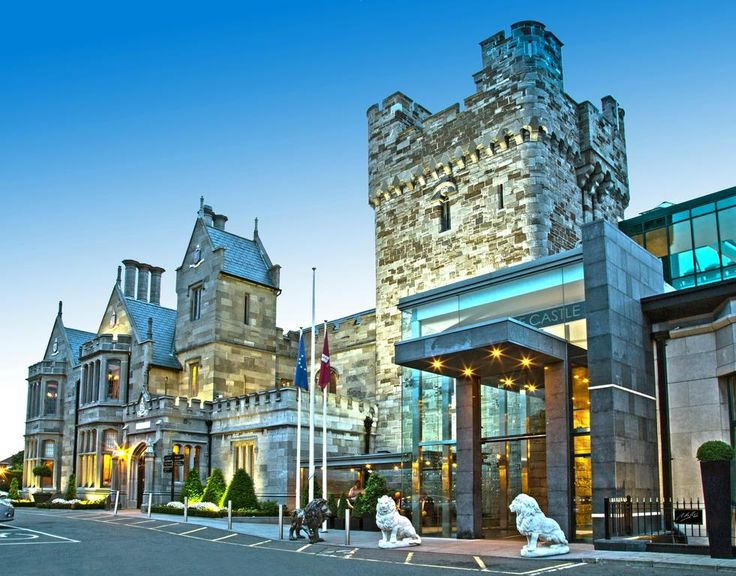 Clontarf Castle Hotel, Dublin, Ireland - Booking.com