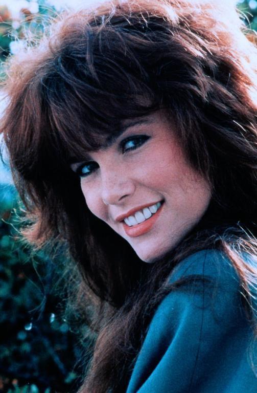 Tawny Kitaen - back in the 80s