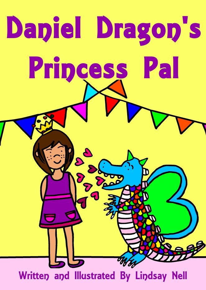 It's better to be a friend than a bully. Get Daniel Dragon's Princess Pal for free on Friday 4 March! Freebie Friday!!!