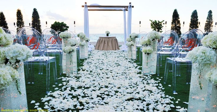 It is your special day and expected to go to the altar to a tape recorder? Thousands of the brides do only because they do not recognize, play an affordable guitarist to their wedding, beach, church or country club  wedding venues in South Florida come every year could adjust.   http://www.weddingultra.com/20150305547/best-wedding-venues-in-south-florida/