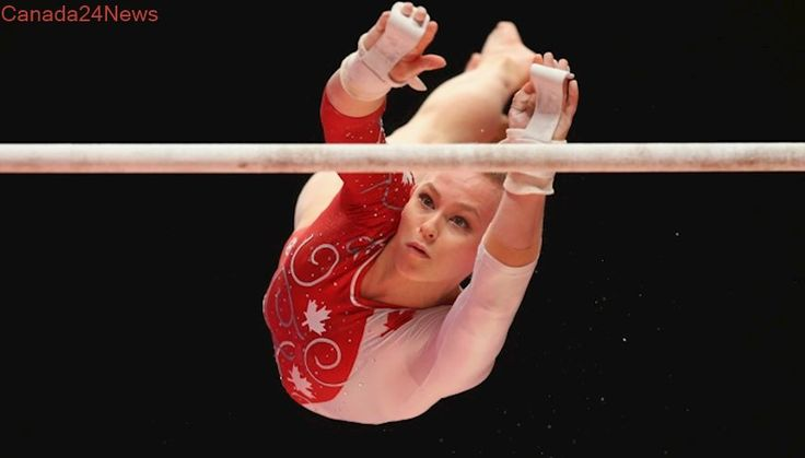 Extra attention doesn't bother Ellie Black as gymnastics worlds approach