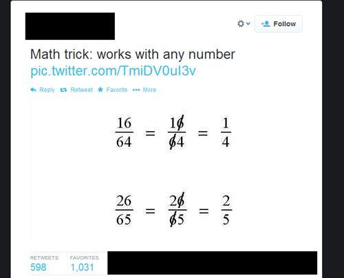 OMG - my brain hurts Life Hack: How to Fail Basic Math
