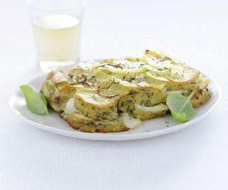 MySweetArianna: Filetti in Crosta di Patate e Melanzane
