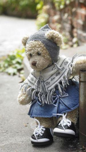 Inkastrik til bamsepiger | Familie Journal