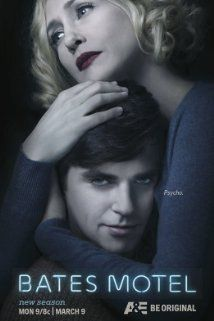 """""""Bates Motel"""" is a contemporary prequel to the genre-defining film """"Psycho,"""" and gives a portrayal of how Norman Bates' (Freddie Highmore) psyche unravels through his teenage years. Fans discover the dark, twisted backstory of Norman Bates and how deeply intricate his relationship with his mother, Norma (Vera Farmiga), truly is."""