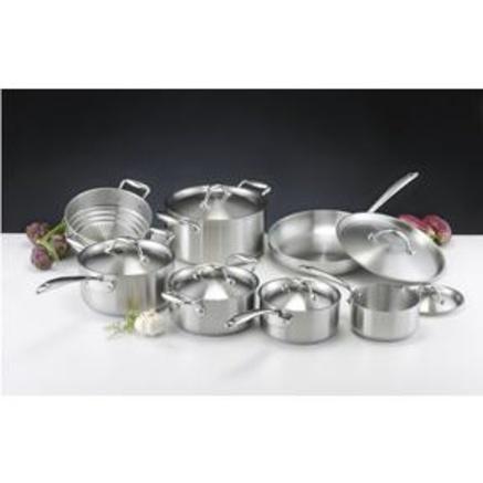 Lagostina® Chef Clad® 13-Piece Cookware Set