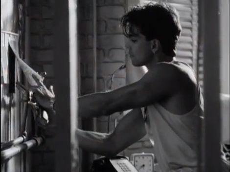 "Richard Grieco on ""Booker"" Serie <3"