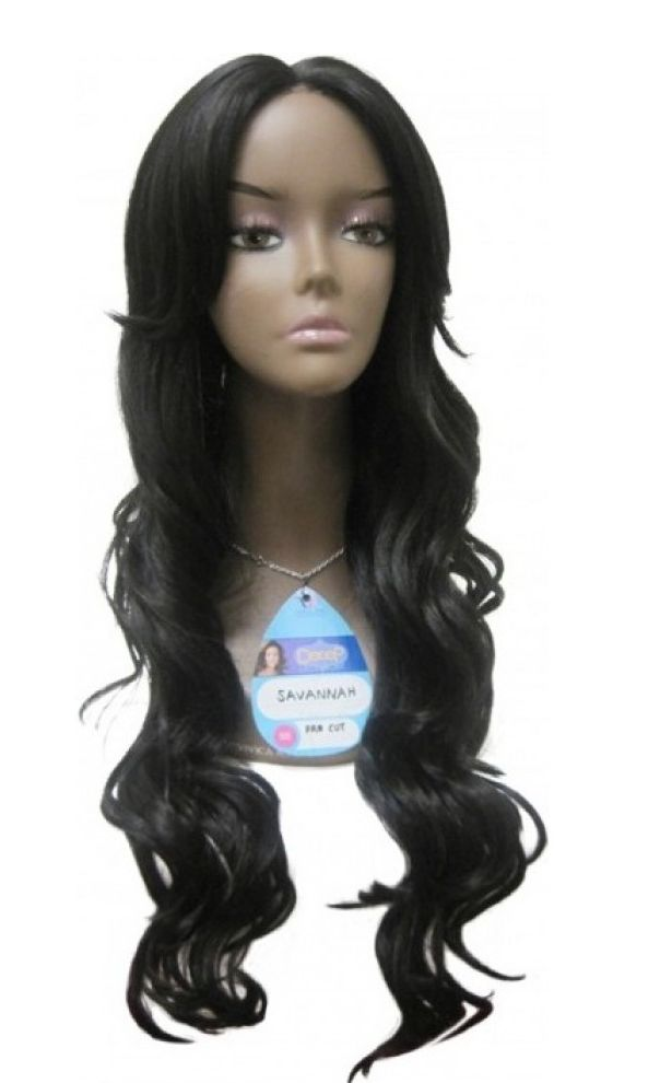 Vivica A. Fox Pre-Cut Lace Front Wig - Savannah