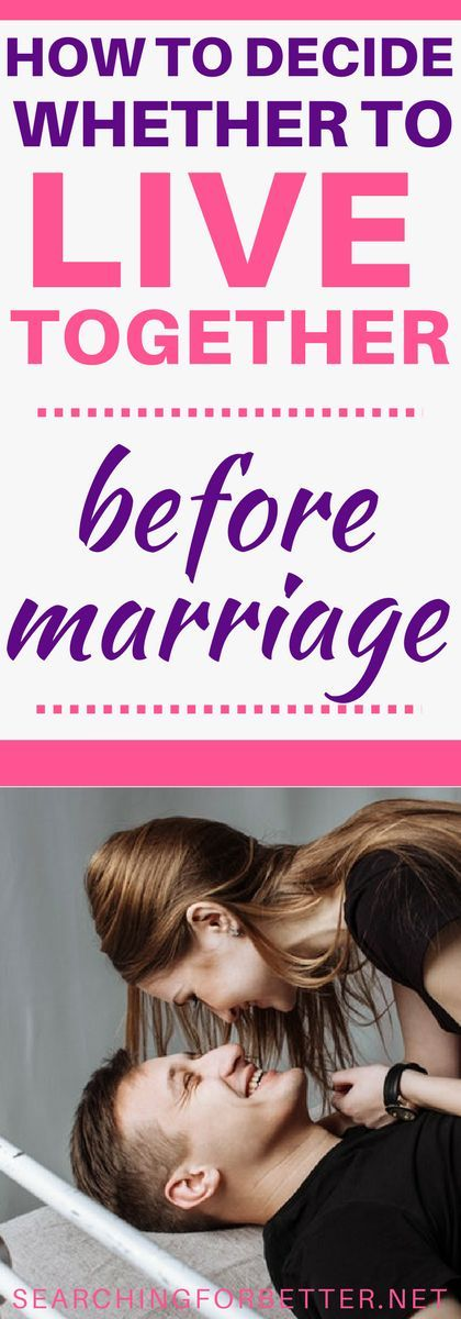 So many couples are thinking of living together before marriage. Living together for the first time can be hard. Relationships aren't easy. These are some of the best tips I found about living together before marriage and whether it makes or breaks relati