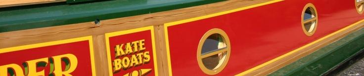 Kate Narrowboat Hire