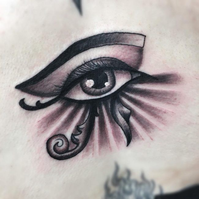 Eye Tattoos Designs Ideas And Meaning: 25+ Best Ideas About Eye Of Ra Tattoo On Pinterest