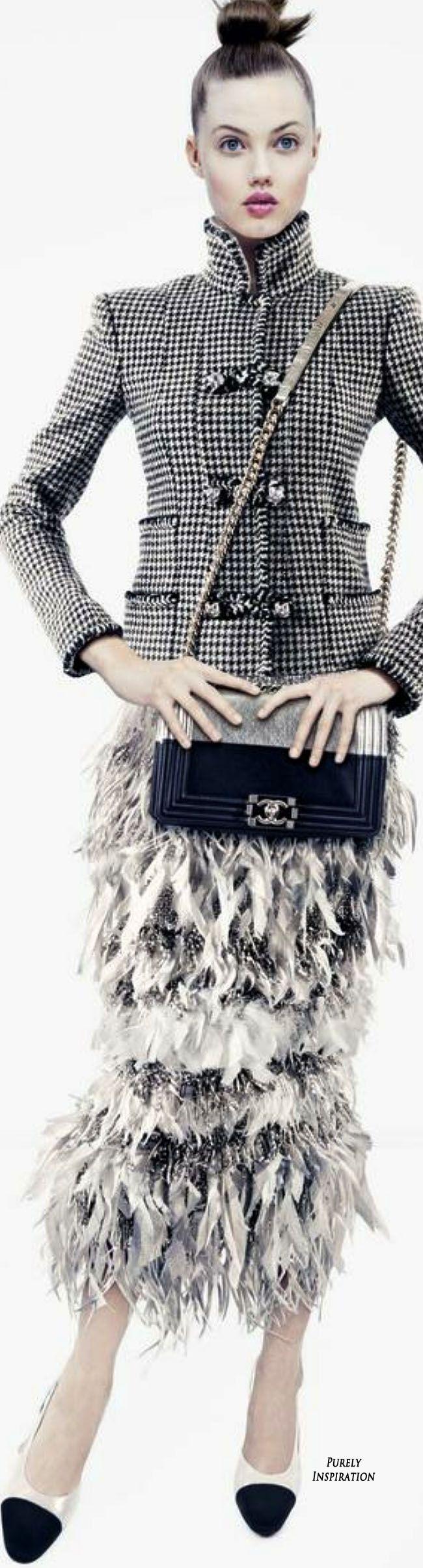 www.2locos.com  Chanel Autumn/Winter 2015 Ready-to-Wear