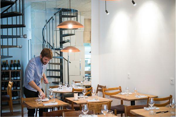 Fulgurances, L'Adresse est un restaurant dans le 11ème arrondissement de Paris. C'est le terrain d'expression de jeunes chefs en résidence venus affûter leur identité, approfondir la gestion d'une brigade, d'une cuisine, avant de se lancer dans leur propre aventure.
