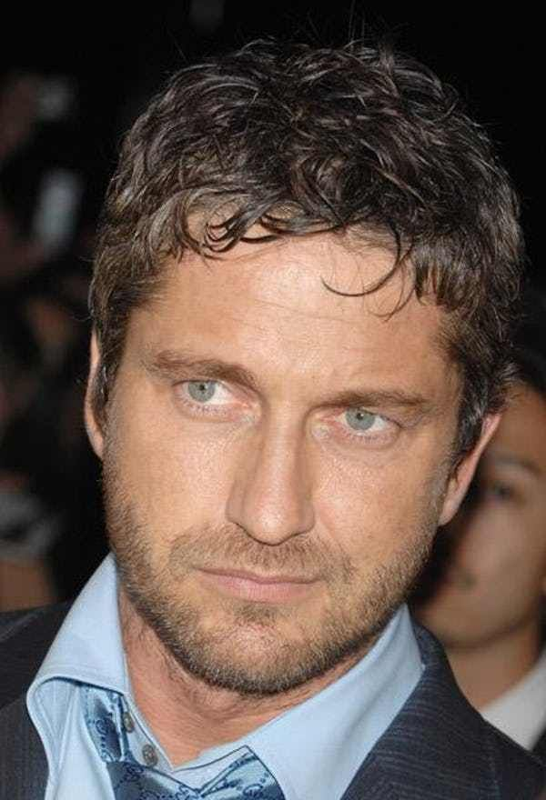Gerard Butler is listed (or ranked) 3 on the list The Top 25 Hottest Irish Guys