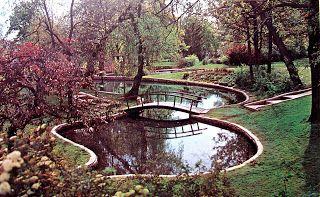 Pioneer Park, Walla Walla, Washington where I grew up