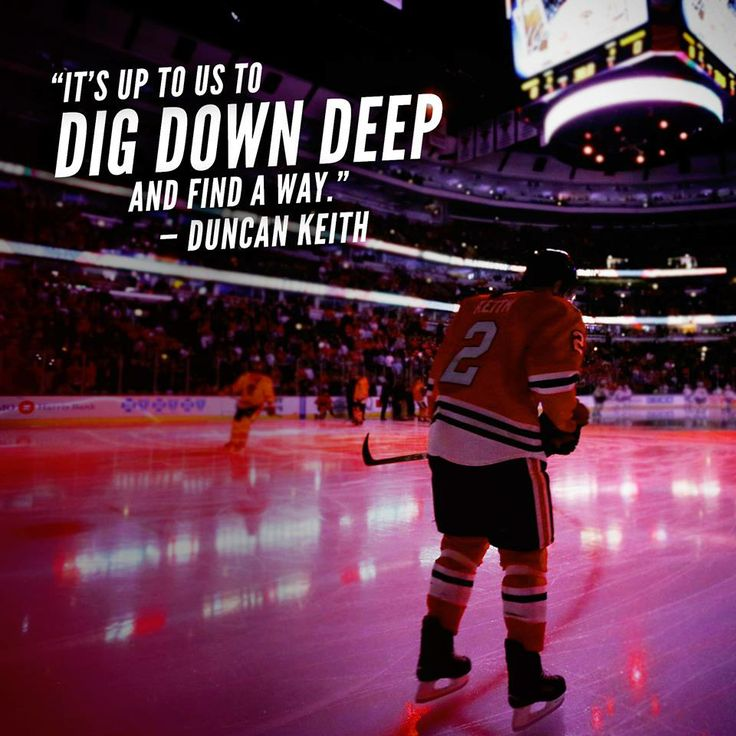 32 best Quotes and Inspiration images on Pinterest | Blackhawks ...