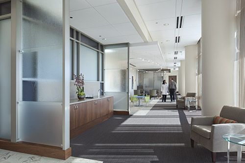 Contract - Stanford Hospital and Clinics Infusion Therapy and Ambulatory Treatment Center, Redwood City, CA