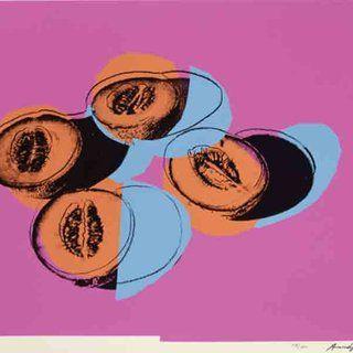 Cantaloupes II by Andy Warhol, 1979 | artspace.com