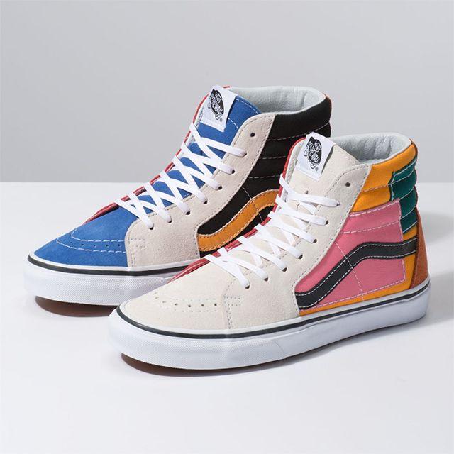 Vans shoes high tops, Vans sk8