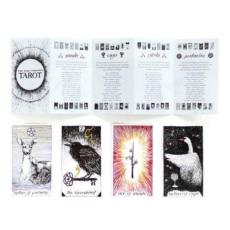 the wild unknown tarot guidebook pdf