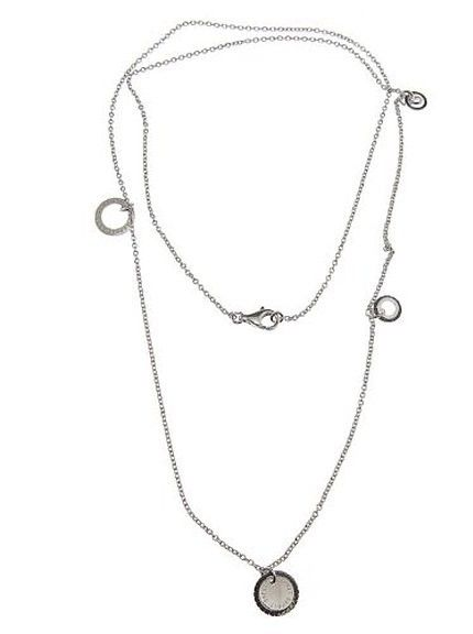 Esprit Necklace Silver 925 via fashionvictim online. Click on the image to see more!
