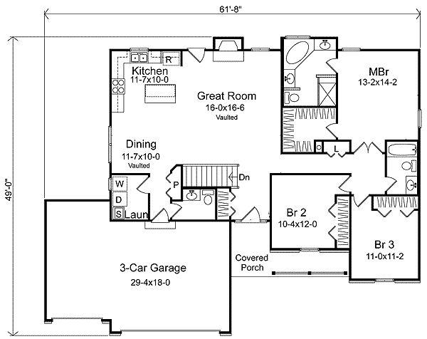 40 best house plans images on Pinterest