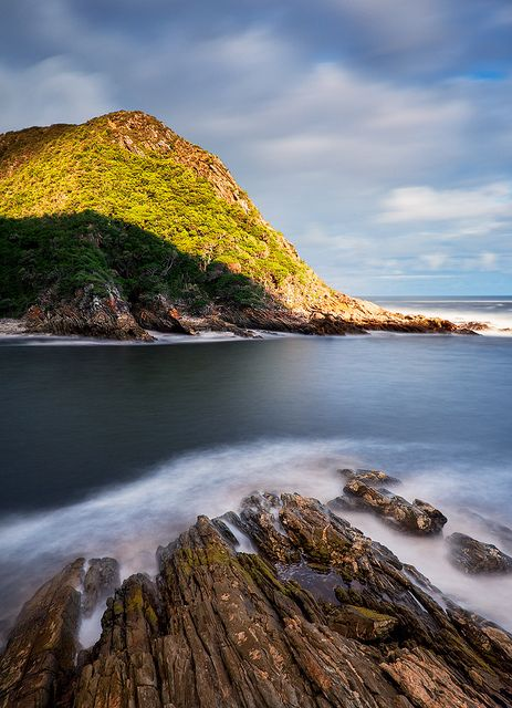 Storms River Mouth - Garden Route of South Africa