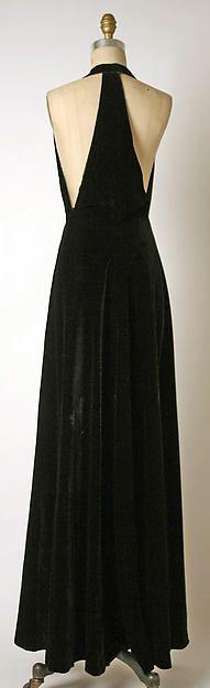 Madame Grès (Alix Barton) |  (French, Paris 1903–1993 Var region) | Silk Evening Dress, 1977