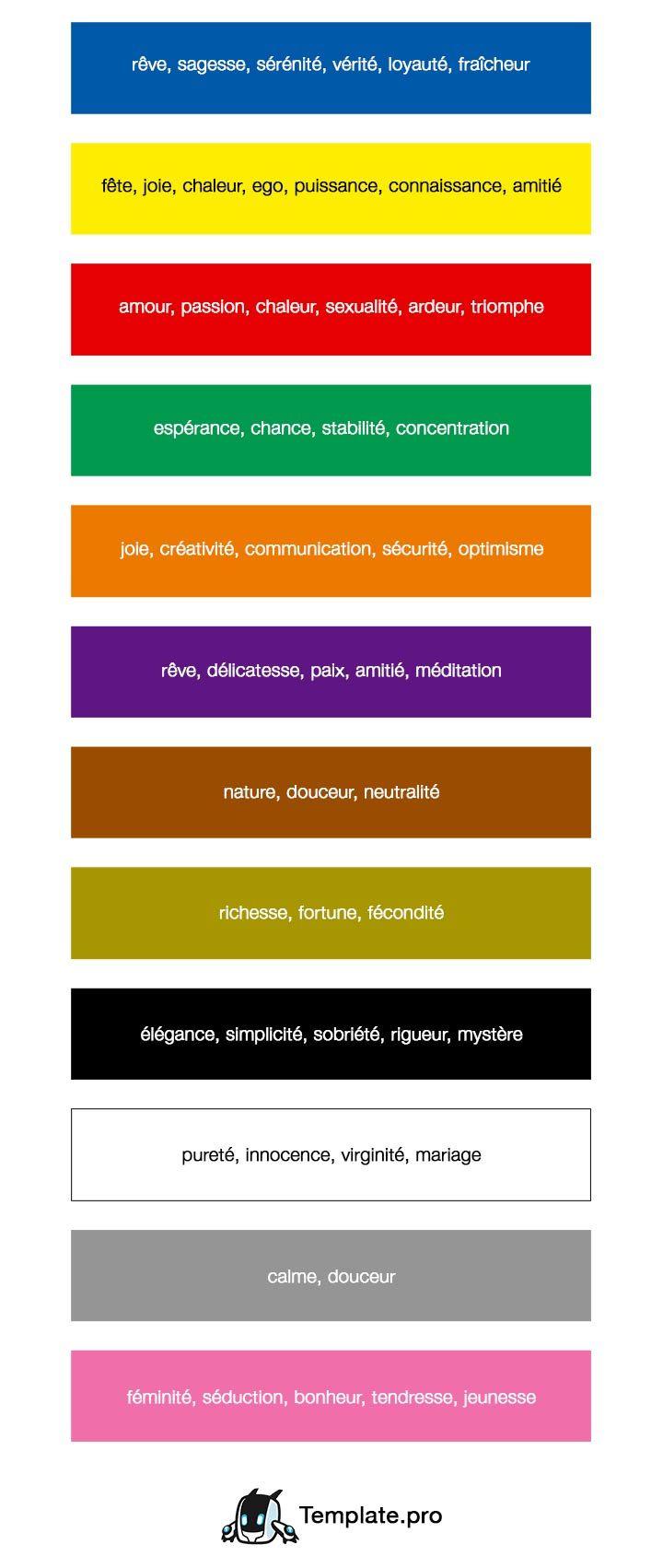 Au moment de créer la charte graphique de votre entreprise, le design de votre site internet ou votre prochain template, les couleurs ont une importance capitale. Chacune d'elle agit comme un levier psychologique chez le prospect. Cela est involontaire et c'est simplement que notre cerveau est conditionné pour assimiler certains coloris ...